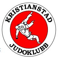 Kristianstads judoklubb logo