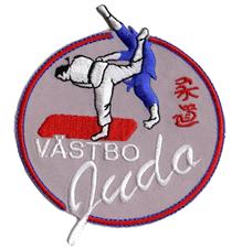 Västbo judoklubb logo