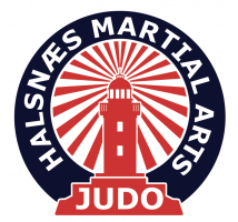 Halsnaes Judo, Denmark logo