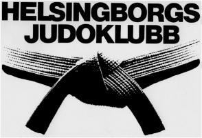 Helsingborgs judoklubb logo