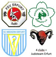 Judoteam Erfurt, DE logo