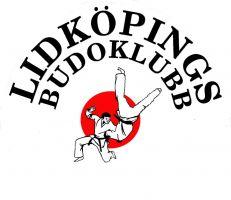 Lidköpings budoklubb logo