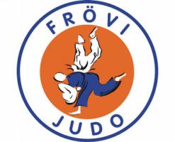 Frövi judo logo