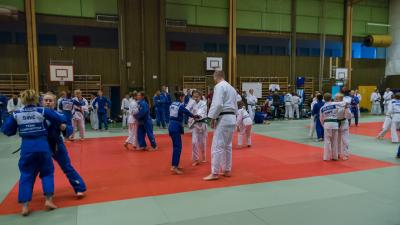 Staffanstorps judogames 2018 - Camp