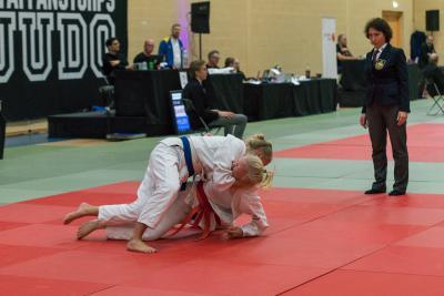 Staffanstorps judogames 2018 - U15