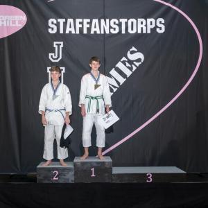 Staffanstorps judogames 2017 prispall